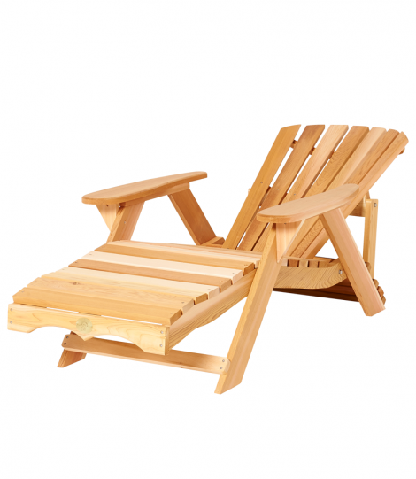 Bearchair - Chaise Lounge (laag 2)